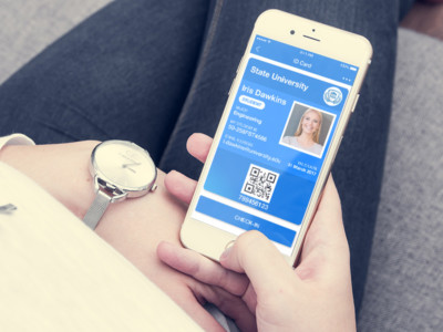 Digital Student ID Card