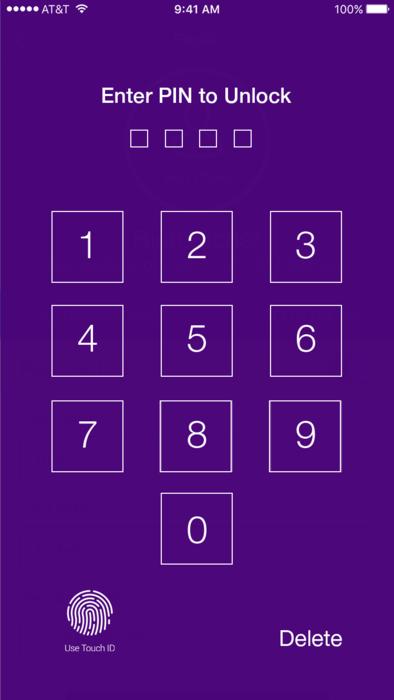ID App Unlock