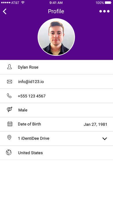 ID App Profile
