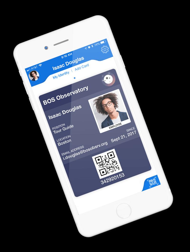 Employee ID Card