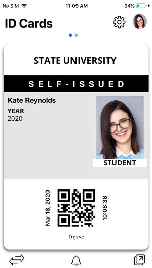 Digital ID Card