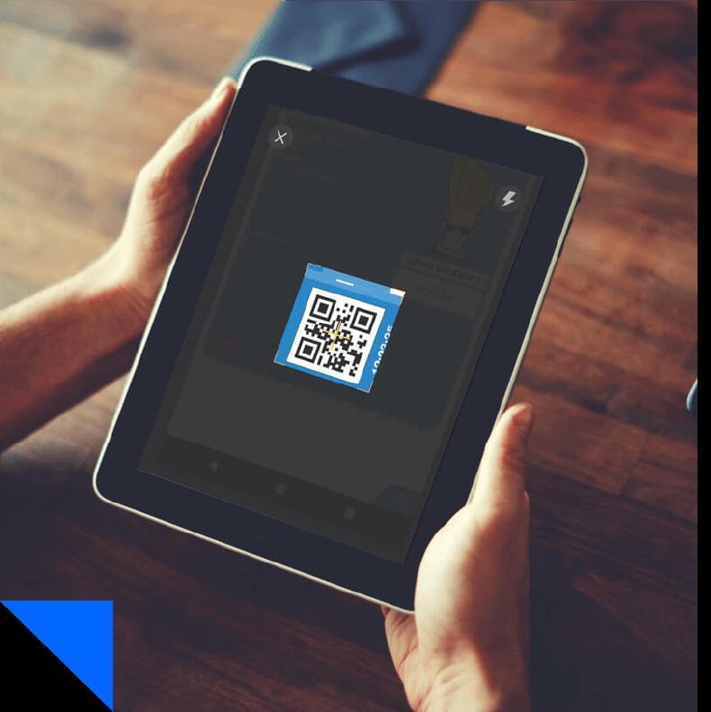 Scan digital ID cards